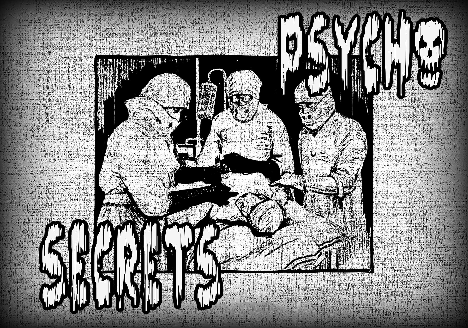 Psycho Secrets: Terence Tourette Tucker