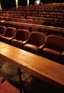 The Alamo Seats