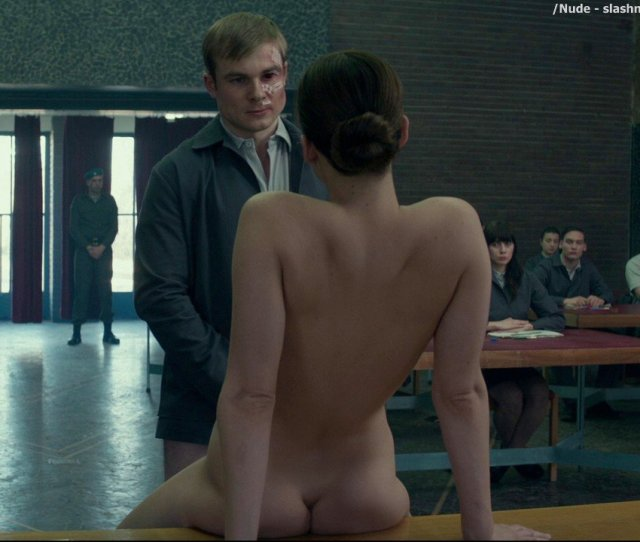 Jennifer Lawrence Nude In Red Sparrow