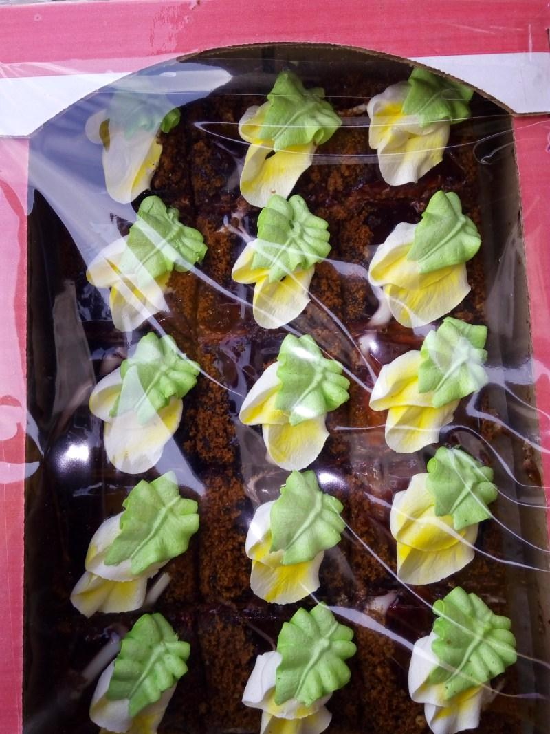 Пирожное Чако (Хекоян) 1
