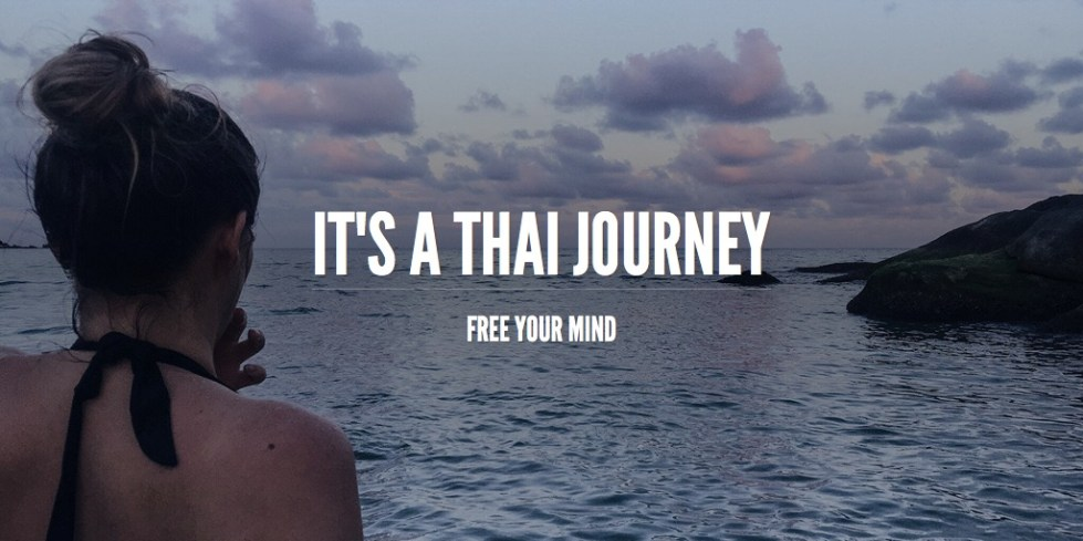 It's a thai journey