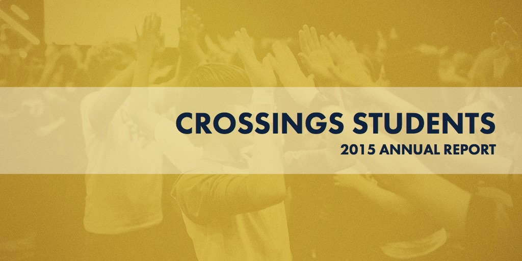 CROSSINGS STUDENTS
