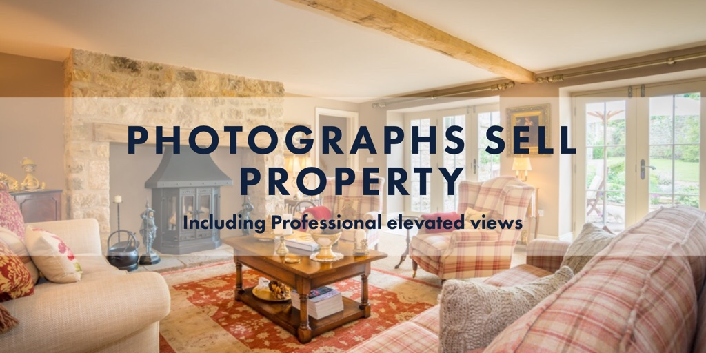 Photographs sell property