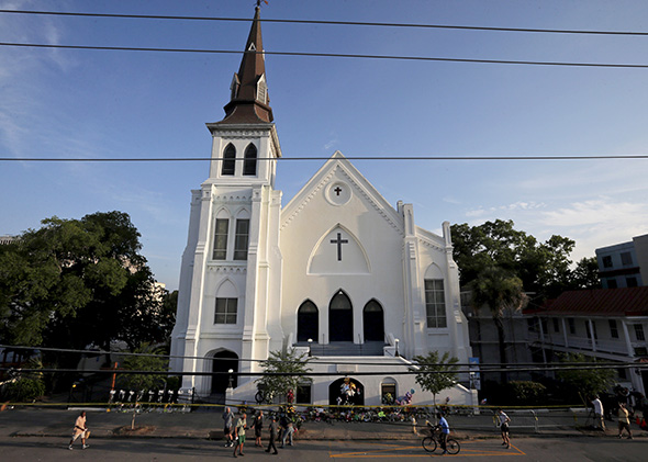 Charleston AME Church shooting: Dylann Roof is the latest ...