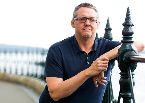 Hollywood writer, director, and producer Adam McKay talks ...