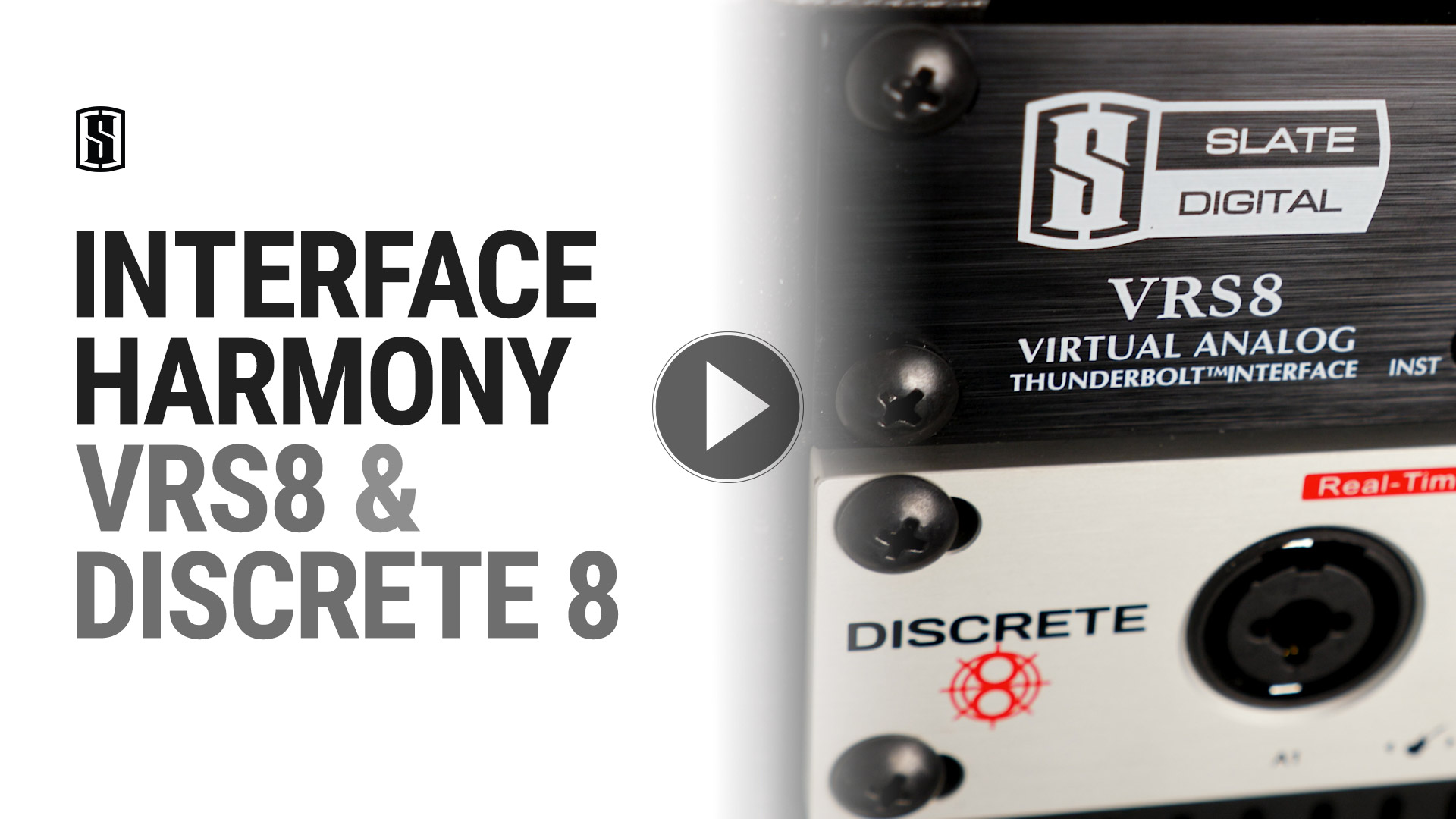 Vrs8 Amp Discrete 8