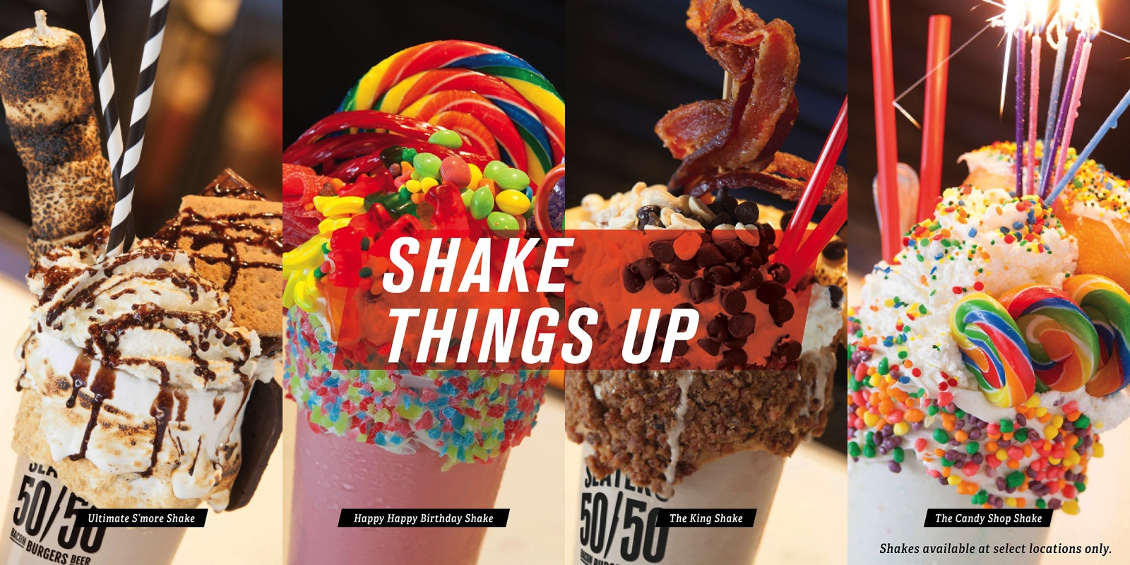 Slider Shake Things Up