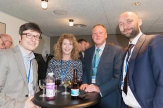David Canek (Memsource), Anne-Marie Colliander Lind (Inkrea.se Consulting), Jesper Sandberg (STP) , Krzysztof Zdanowski (Summa Linguae)