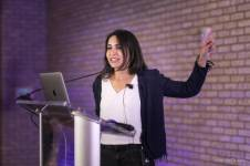 May Habib, CEO, Qordoba at SlatorCon New York City 2017