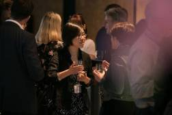 Networking at SlatorCon London 2018