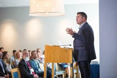 SDL CEO Adolfo Hernandez at SlatorCon San Francisco 2018