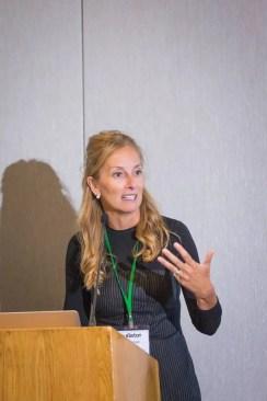 NetApp Head of Globalization and Information Engineering Anna Schlegel at SlatorCon San Francisco 2018