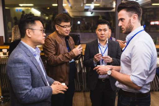 SlatorMeet HK2018 Networking