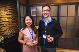 Networking at SlatorMeet Hong Kong 2018