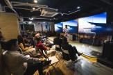 SlatorMeet Hong Kong 2018 participants listens to Jie Li of Alibaba.