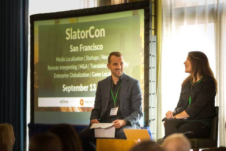 GoPro, Tencent, Wordbee Share Stage at SlatorCon SF 2018 Technology Panel