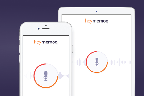 Translate by Dictating with Hey memoQ