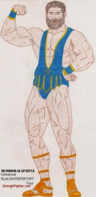 Norman di Sparta SLAUGHTERSPORT.COM