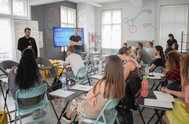 Scriptwriting Workshop by SlavConf.
