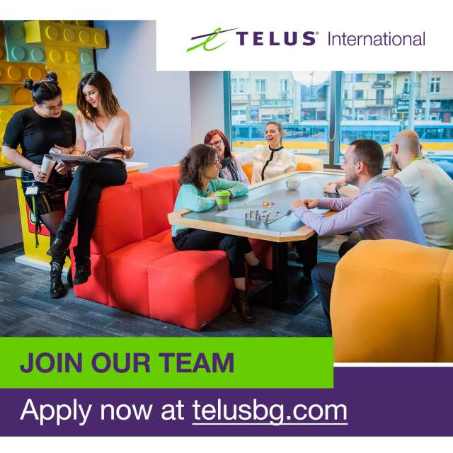 TELUS International: Apply Now