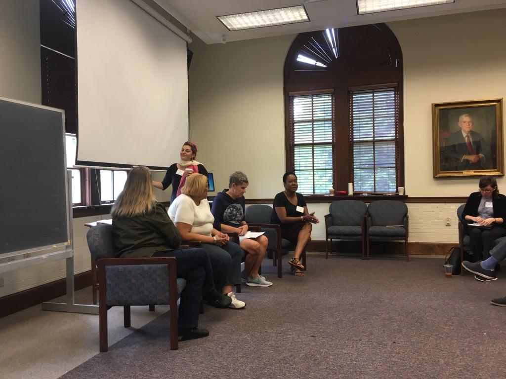 Community Engagement panel