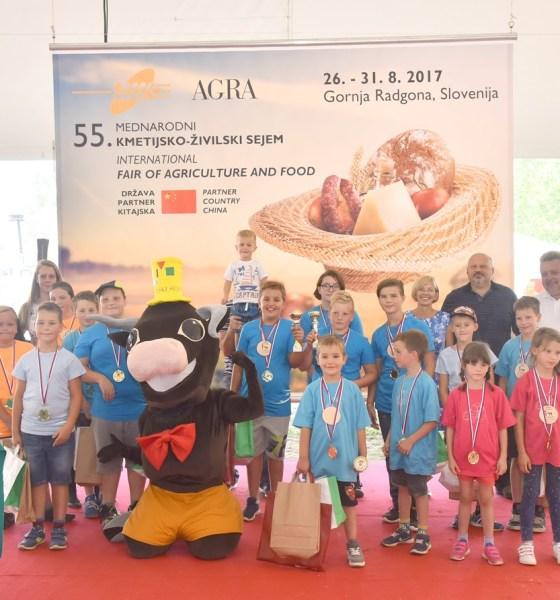 Приглашаем на 55 международную аграрно-продовольственную ярмарку АГРО!