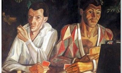 Сергей Судейкин и «Голубая роза».
