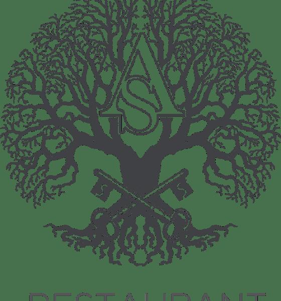 Gostilna As Logo