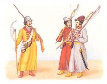 Великая Славянская Держава (Расссения) допетровского периода