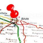 Bari – piłkarski przewodnik po Bari w regionie Apulia.