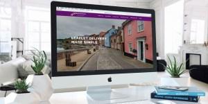 SLBD leaflet delivery website
