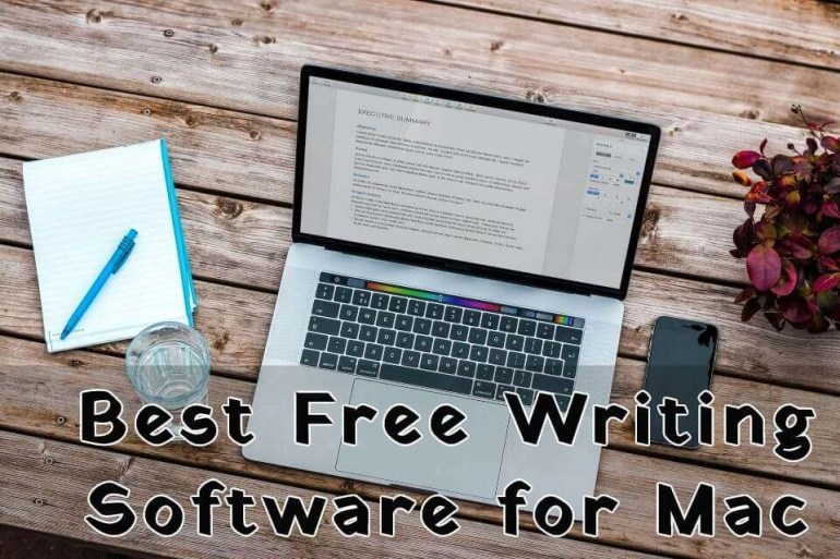 Free Writing Software for Mac