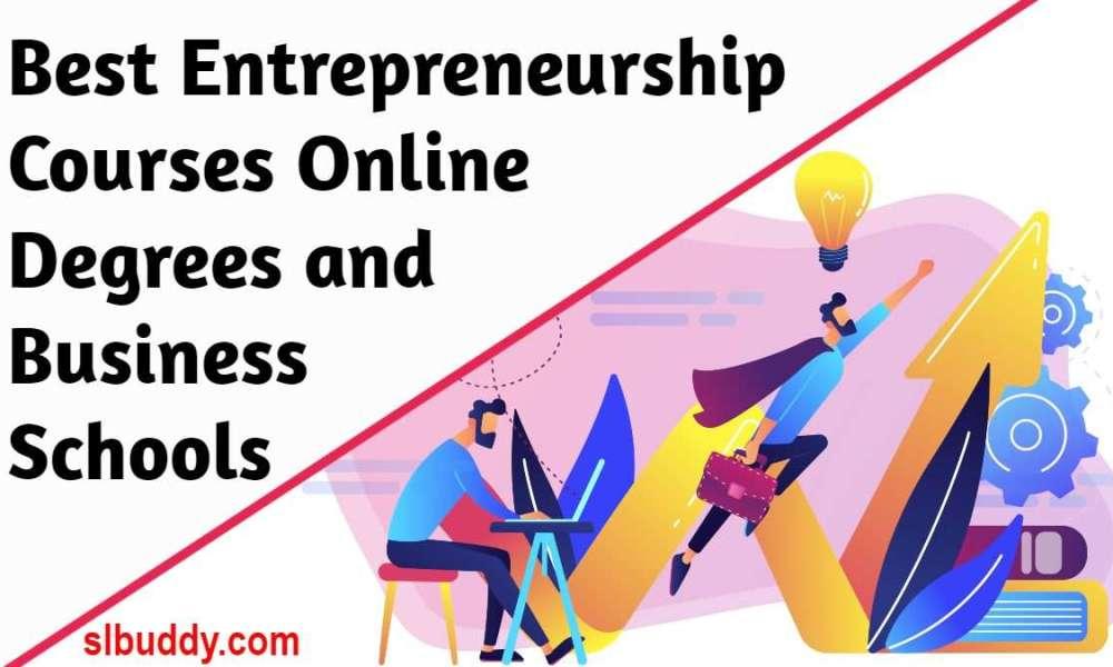 Best Entrepreneurship Courses