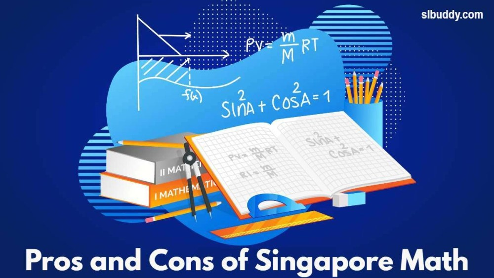 Pros and Cons of Singapore Math
