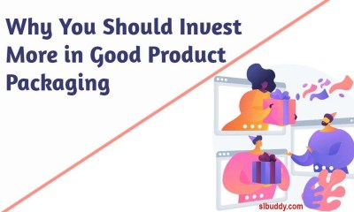 Invest More in Good Product Packaging