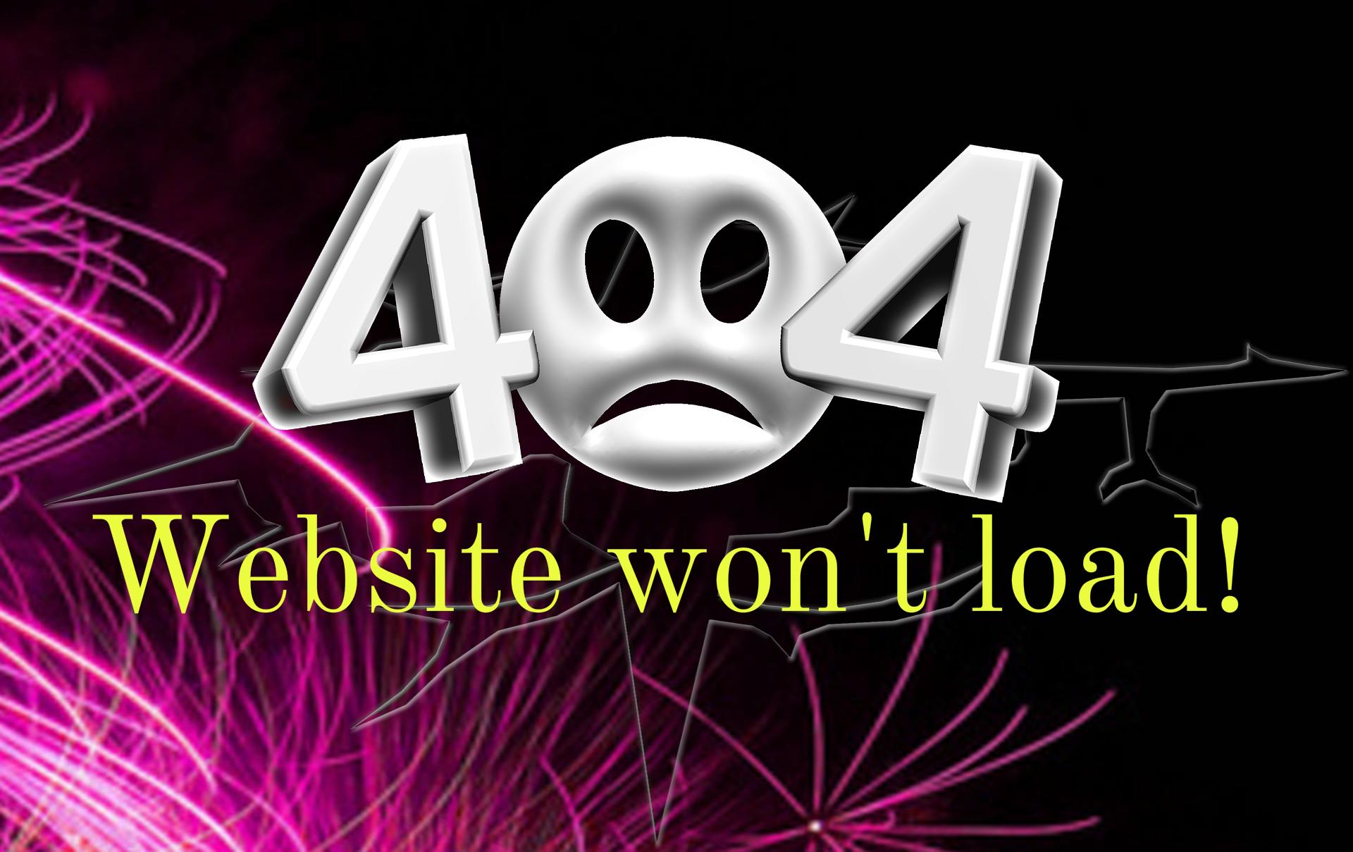 Image source: https://pixabay.com/en/error-404-404-error-error-1252056/