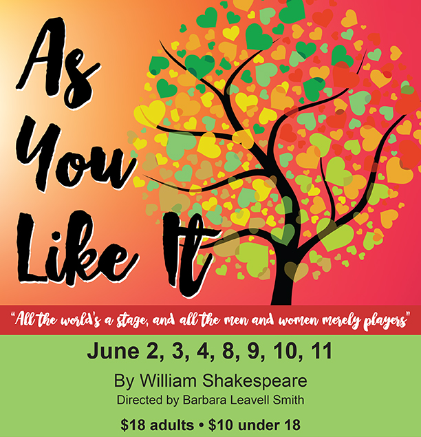As You Like Itpostershort