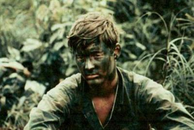 A Member of L Company During Operation Bushmaster