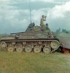Look Out From M-42 Duster