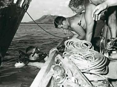 Royal Australian Navy (RAN) Divers