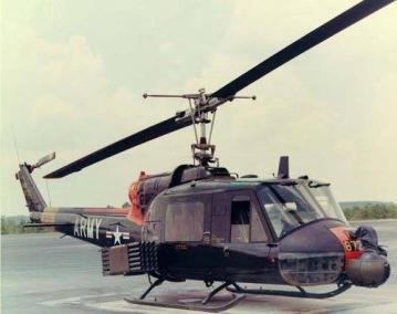 UH-1C Gunship Hog Configuration