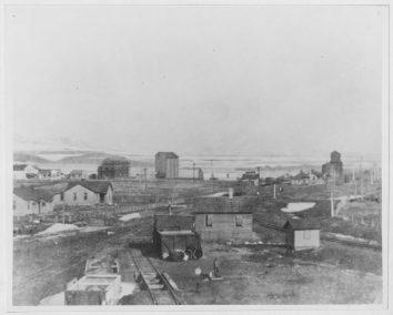 Cache Junction, Utah, 1915