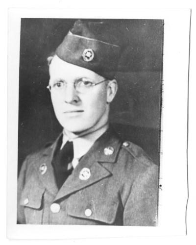 Russell Barker, Navy