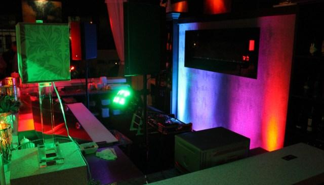 Company DJ in Salt Lake Lighting