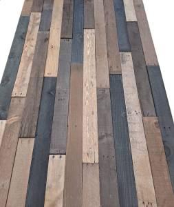 Pallet Wall, Reclaimed wood, barnwood