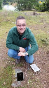 Michael Fend, owner/operator - Simply Leak Detection