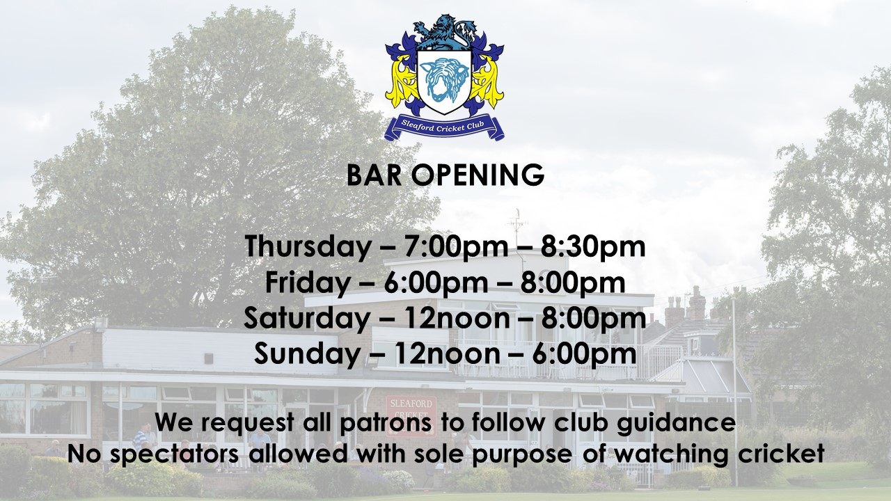 Opening Hours Graphic