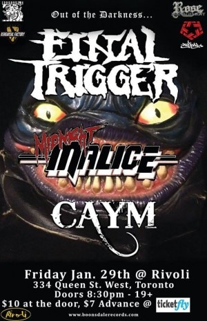 Midnight Malice poster