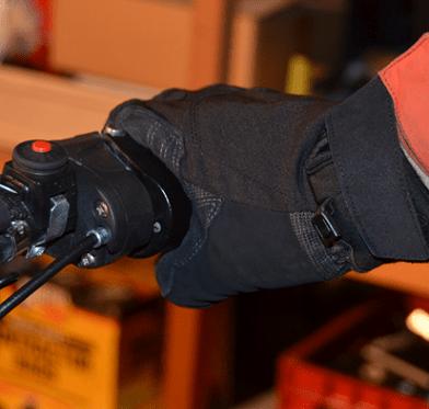 Throttle Hand