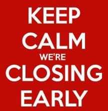 early-closing